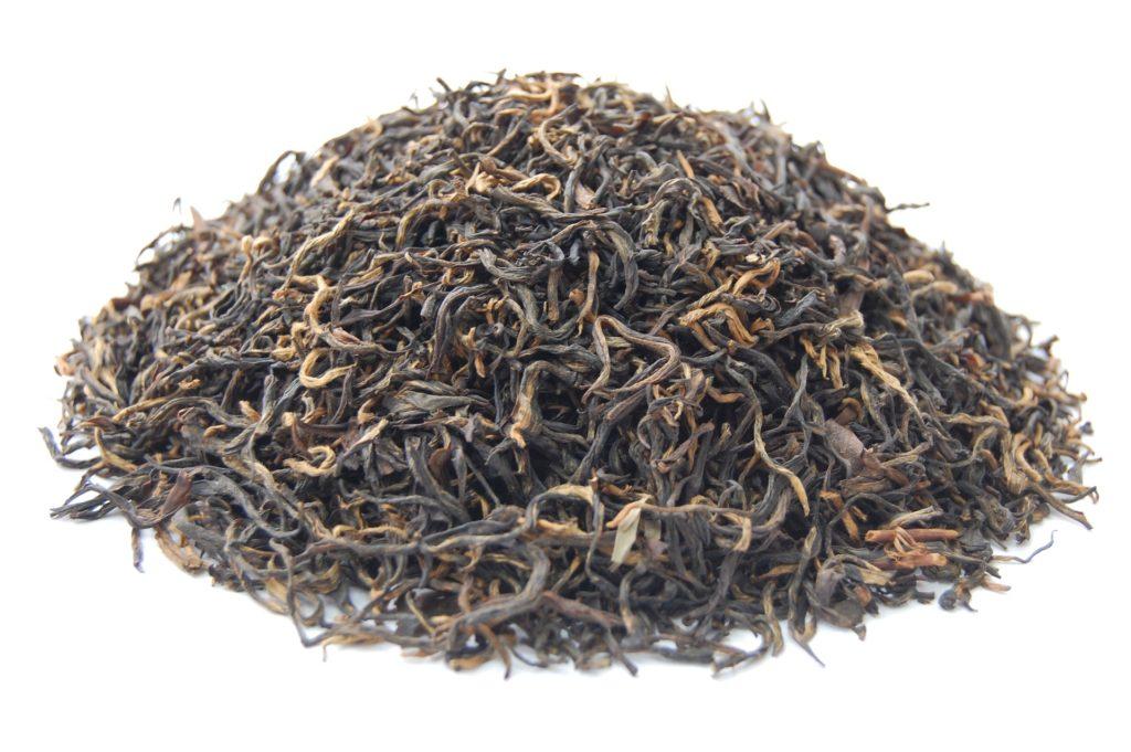 différence thé vert thé noir