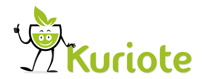 Logo Kuriote transparent