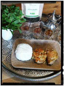 Thé à la menthe façon Attaya du Sénégal par Terrafrika Food